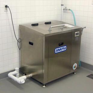 生ごみ処理機設置事例のイメージ